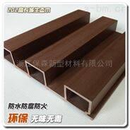 浙江丽水欧堡生态木厂家直销195高长城板
