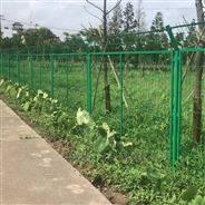 高速公路铁路双边丝圈地铁路护栏网隔离栅